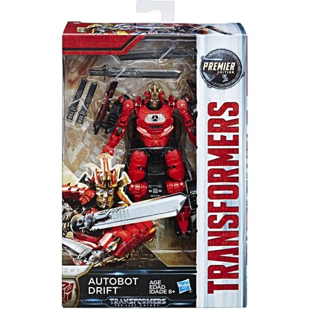 Transformers the last knight premier edition deluxe - Autobot drift transformers 5 ...