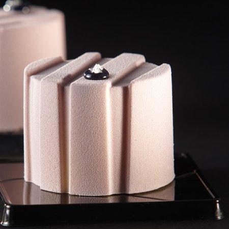 Pavoni Pavoflex Silicone Ridged Cylinder