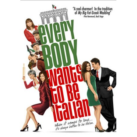 Everybody Wants to be Italian (DVD) (We All Want To Be Big Rockstars)
