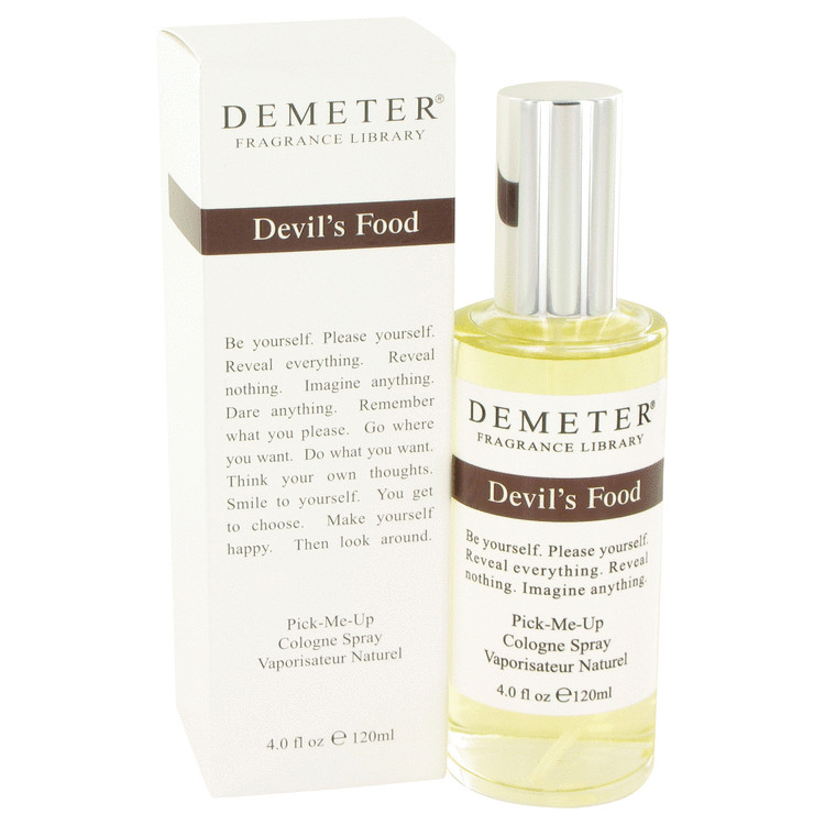 Demeter - Devil's Food Cologne Spray - 4 oz