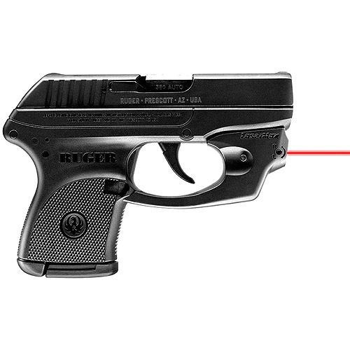 Lasermax CF-LCP Laser Sight for Ruger LCP, Red