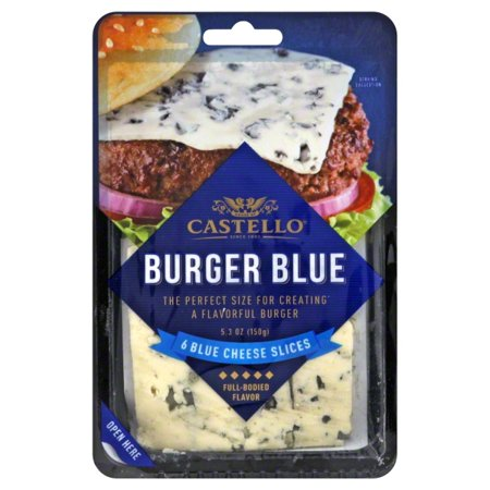 Arla Foods Castello  Blue Cheese, 6 ea Blue Danube Cheese