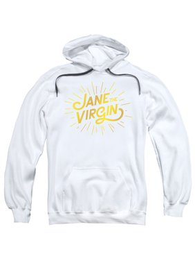 Jane The Virgin - Golden Logo - Pull-Over Hoodie - Medium