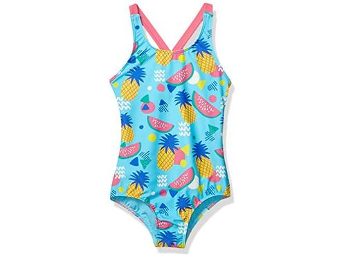 Spotted Zebra Girls One-Piece Swimsuit Brand