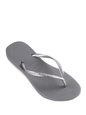 dd683ae6a Product Image Slim Rubber Flip-Flops. Havaianas