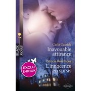 Inavouable attirance - L'innocence en sursis (Harlequin Black Rose) - eBook