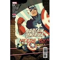Marvel Captain America #702