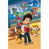 Paw Patrol Characters Laminated Poster (24 x 36)