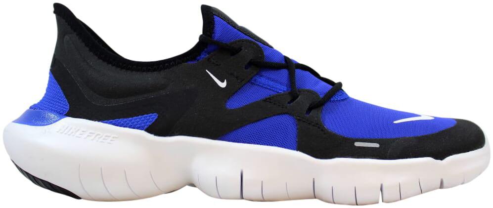 jefe Circunstancias imprevistas Por separado  Nike - Nike Free RN 5.0 Racer Blue/Black-White AQ1289-402 Men's -  Walmart.com - Walmart.com