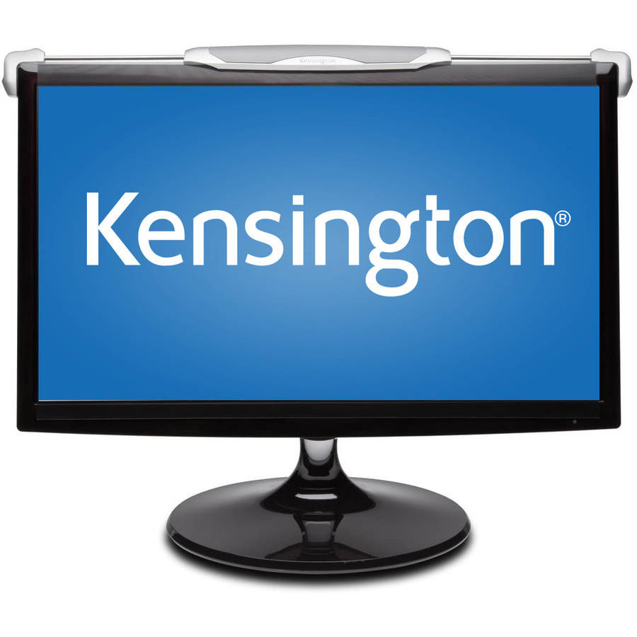 "Kensington FS240 Snap2 Privacy Screen for 22""-24"" Widescreen Monitors by Kensington"