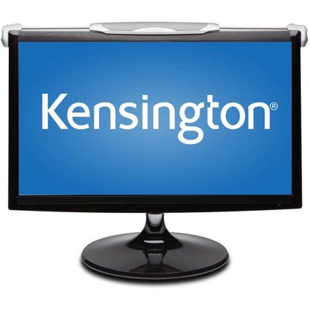 "Kensington Snap2 Privacy Screens for 22"" to 24"" Monitor, Black"