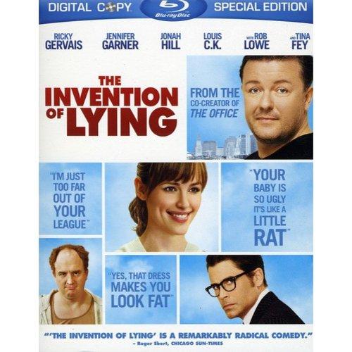Invention Of Lying (Blu-ray w/ Digital Copy)