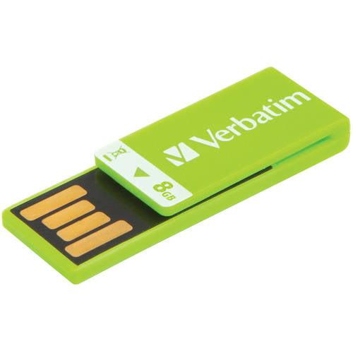 Verbatim 8GB Clip-It USB Flash Drive