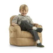 Big Joe Bubs Chair, Camel Microsuede