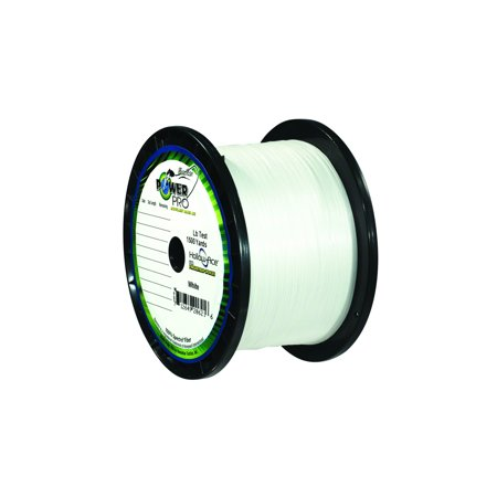 Power Pro 21100401500W Spectra Fishing Line 40Lb 1500 Yd White