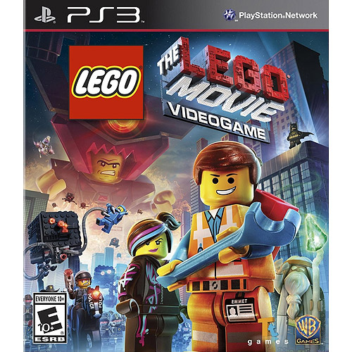 The LEGO Movie Videogame (PS3) - Walmart.com