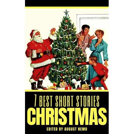 7 best short stories: Christmas - eBook