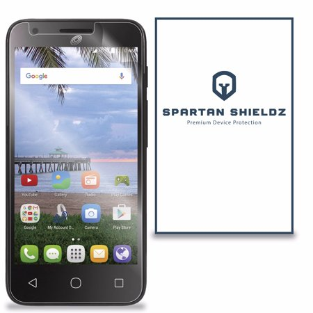 6X - Spartan Shield Premium HD Screen Protector For Alcatel Onetouch Pixi Avion LTE - 6X for $<!---->