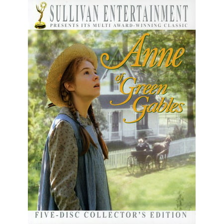 Anne of Green Gables (Five-Disc Collector's Edition) (Anne Of Green Gables Oxford)