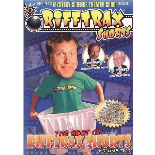 RiffTrax: The Best Of Rifftrax Shorts, Vol. 2