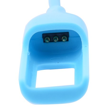 Replacement    Cord Wireless Activity Bracelet Sky Blue for Fitbit Flex - image 2 de 3