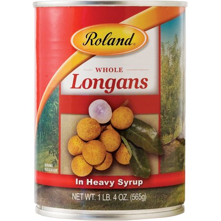 20 Oz Heavy Base ((2 Pack) Roland Longans In Heavy Syrup, 20)
