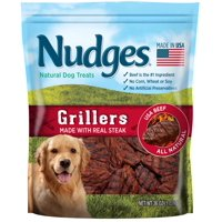 Nudges Steak Grillers Dog Treats (Various Sizes)