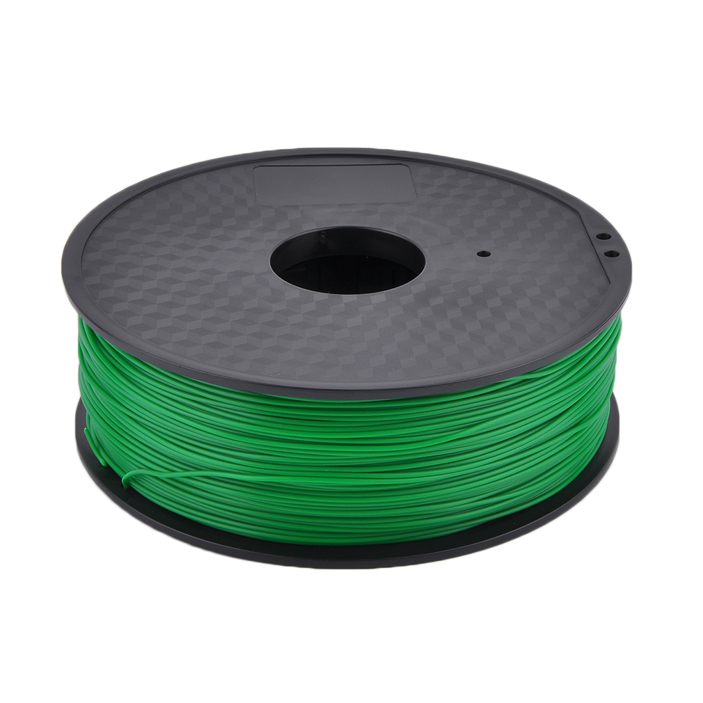 1.75MM Environmental Consumable PLA 3D Printer Filament For 3D Printer 1KG green