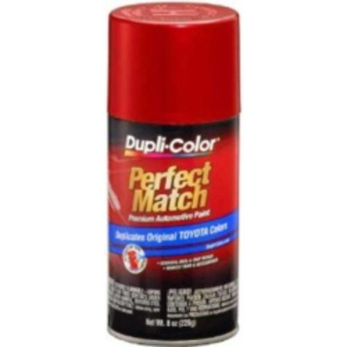 Krylon BTY1609 Perfect Match Automotive Paint, Toyota Red Pearl, 8 Oz Aerosol Can