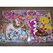Lisa Frank Giant Coloring & Activity Book Set of 2 (Festive Friends! & Winter Wonderland)