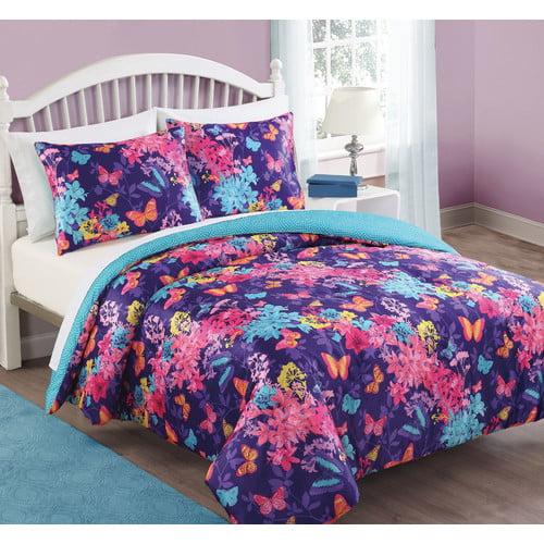 Bed Threads Bella Butterfly Comforter Set