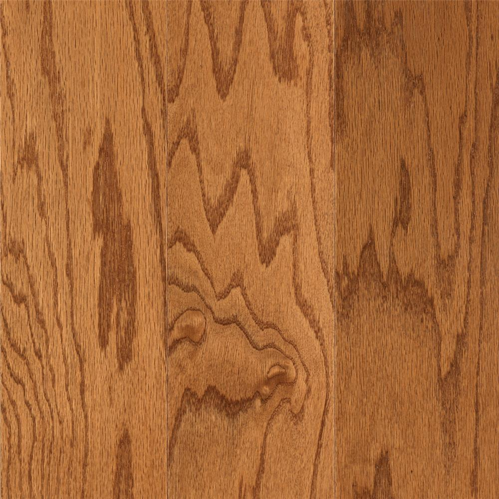 "Mohawk Industries BCE85-OAK 5"" Wide Engineered Hardwood Flooring - Smooth Oak Appearance- Sold by Carton (28.25 SF/Carton)"