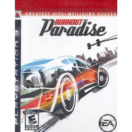 Burnout Paradise PS3 (Burnout 3 Cheats Ps2 Unlock All Cars)