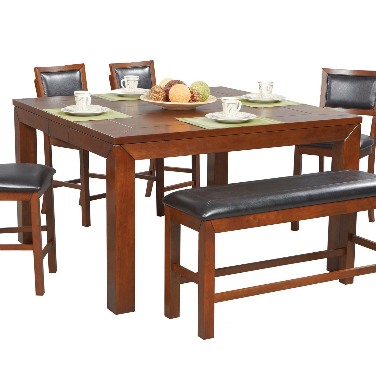 Winners Only Franklin 60 in. Counter Height Dining Table