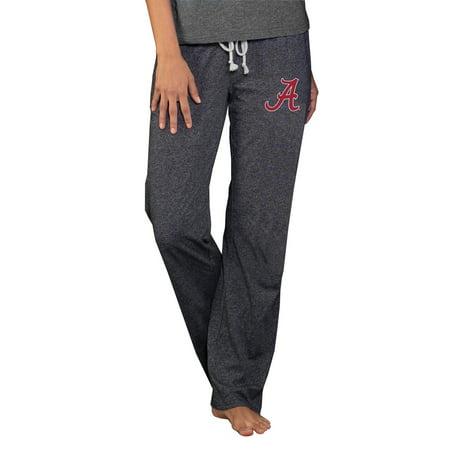 Alabama Pants (Alabama Crimson Tide Concepts Sport Women's Quest Knit Pants - Charcoal)