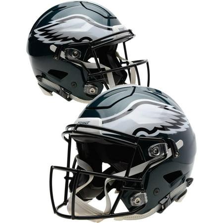 Riddell Philadelphia Eagles Revolution Speed Flex Authentic Football Helmet