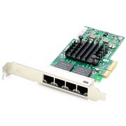 Acp Ep Memory I350T4-AOK Compare To Intel I350t4 Ctlr 10/100/1000base-t Pcie Rj-45 4port