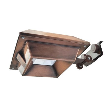 Ecothink 155031 Triple Mount Colored Solar Gutter Lights