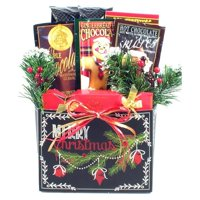 Gift Basket Drop Shipping MeChToAl-Sm Gift Basket Village a Merry Christmas to All, Small