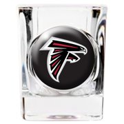 Atlanta Falcons Official NFL 2 fl. oz. Square Shot Glass by Great American Products by Great American Products