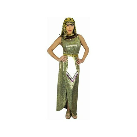 Adult Sequin Cleopatra Costume](Adult Cleopatra)