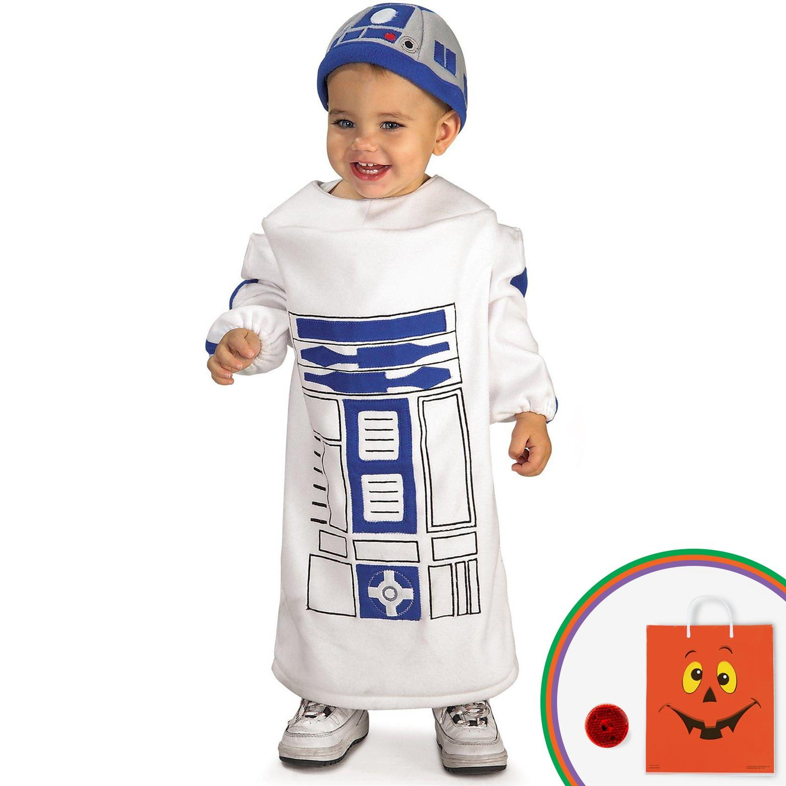 Star Wars R2D2 Toddler Costume Kit with Free Gift