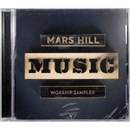 Mars Hill Music Worship Sampler NEW CD Traditional Christian Songs Various