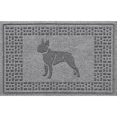 Boston Terrier 2x3 Doormat