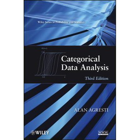 Categorical Data Analysis (An Introduction To Categorical Data Analysis Solution)