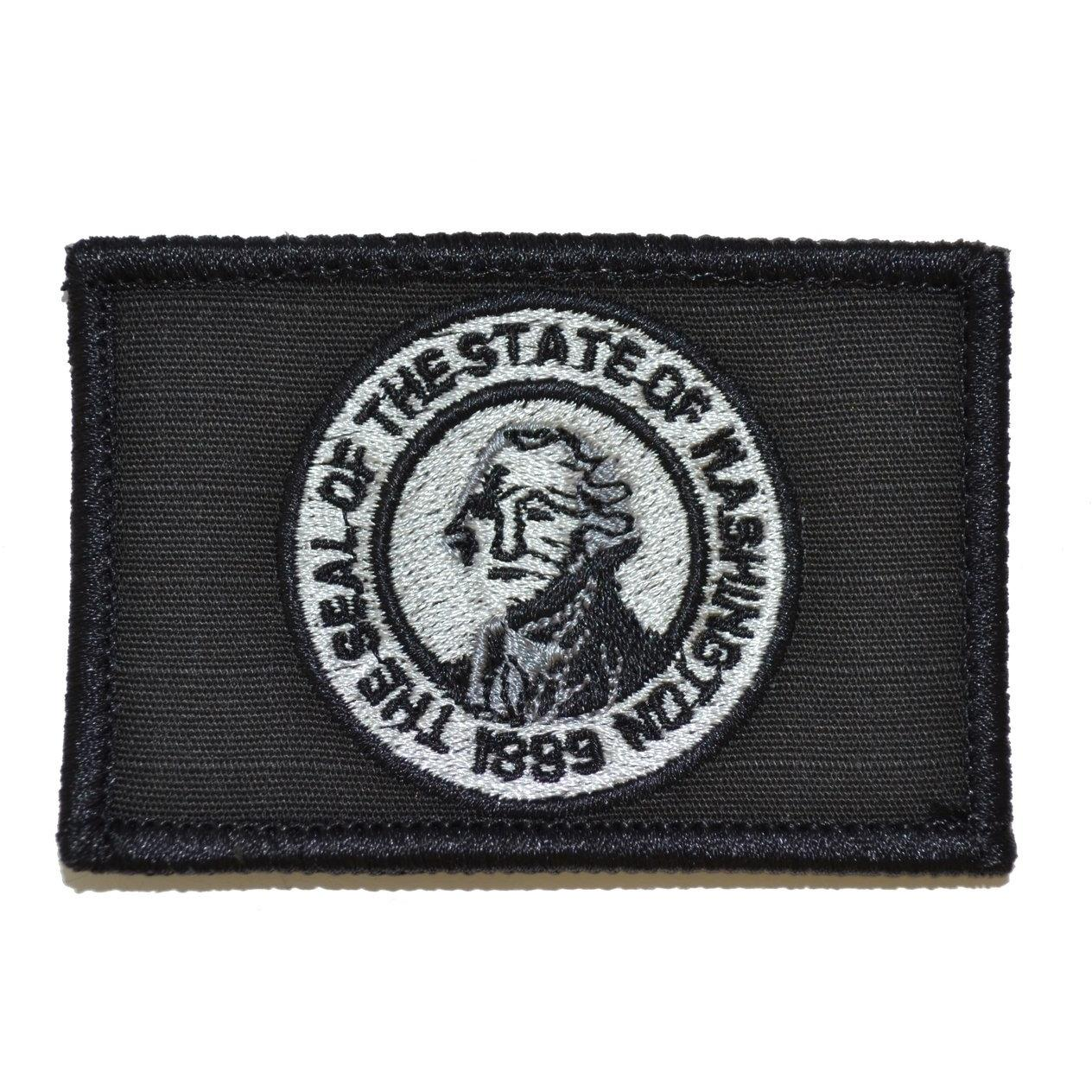 Washington State Flag - 2x3 Patch