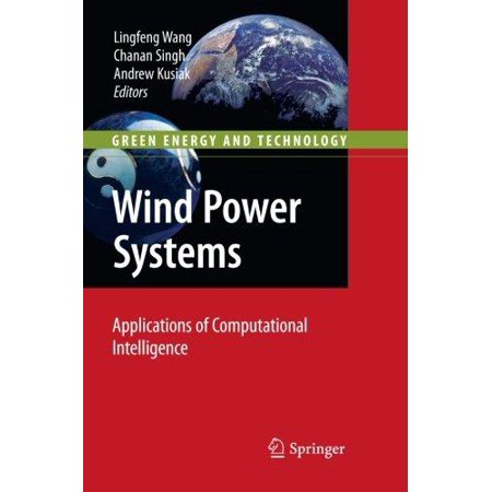 Wind Power Systems  Applications Of Computational Intelligence