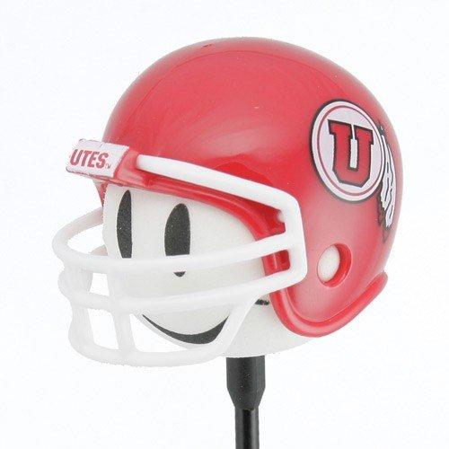 NCAA Utah Utes Football Helmet Antenna Topper