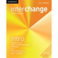 Interchange: Interchange Intro Full Contact with Online Self-Study (Other)