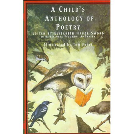 A Childs Anthology of Poetry by